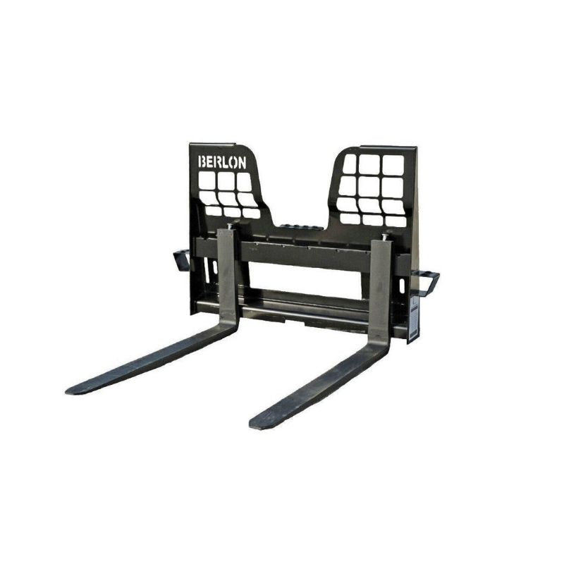 "Pallet Forks Class 2 Walk Through - Berlon Industries Pallet Forks Berlon Industries 42"" inch - 4,000lbs"