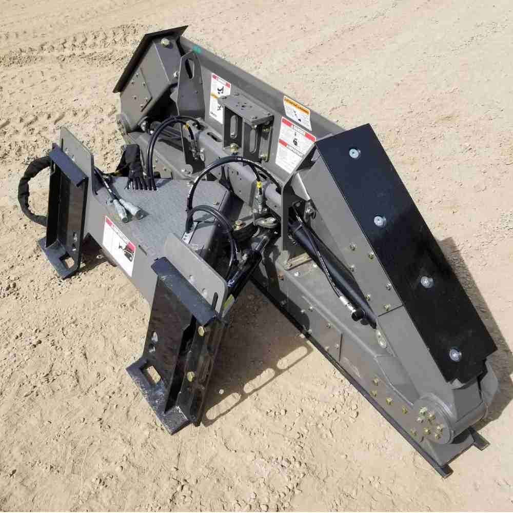 Pro Plus OS | Skid Steer Grading Attachment | Skeer System Pro Plus OS Skeer System