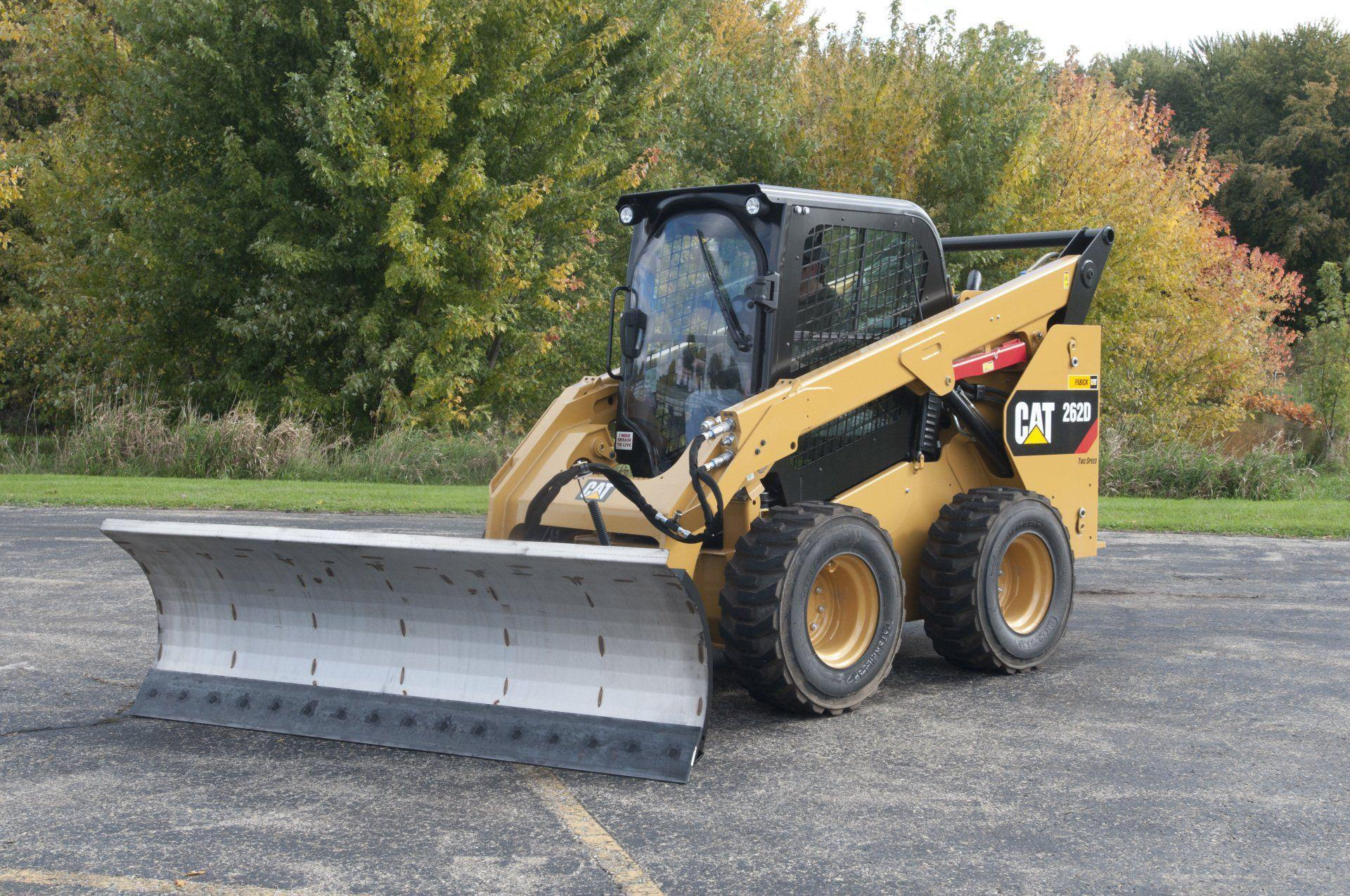 Snow Blade - Skid Steer & Tractor - Berlon Industries Snow Blade Berlon Industries 6 feet