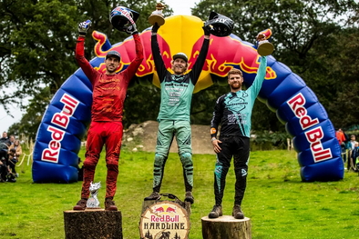Bernard Kerr wins at Red Bull Hardline