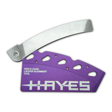 Feel'r Gauge Brake Alignment Tool Purple