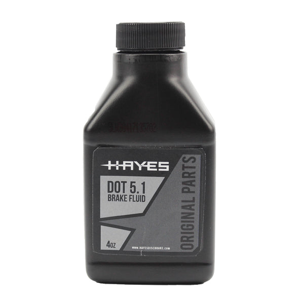 Dot 5.1 Brake Fluid, 4 OZ