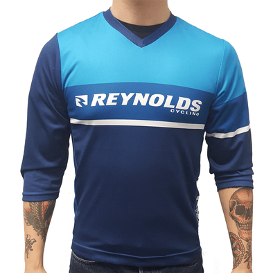 Reynolds Cycling 3/4 Length Mountain Bike Jersey front