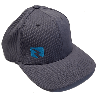 Reynolds Cycling Gray Flex Fit Hat