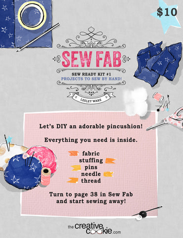 Sew Ready Kit: Pincushion