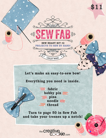 Sew Ready Kit: Unbeatable Bow