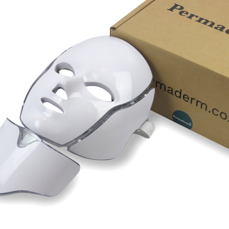 IlluMask Pro - LED Light Mask for Acne and Anti-Ageing - Permaderm