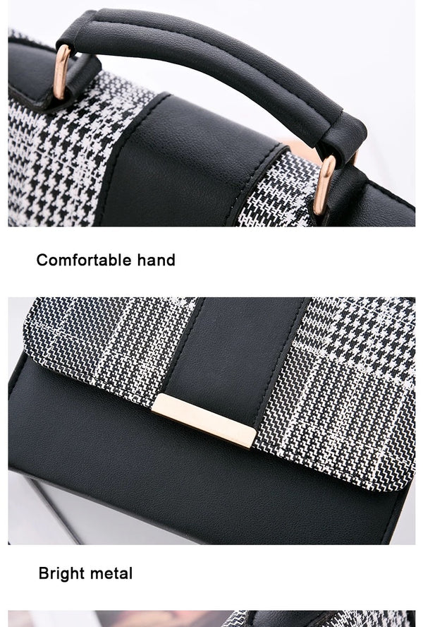 Straight business handbags