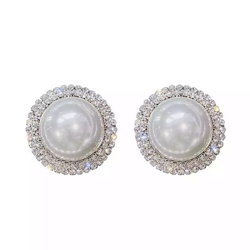 Pearl way Earrings