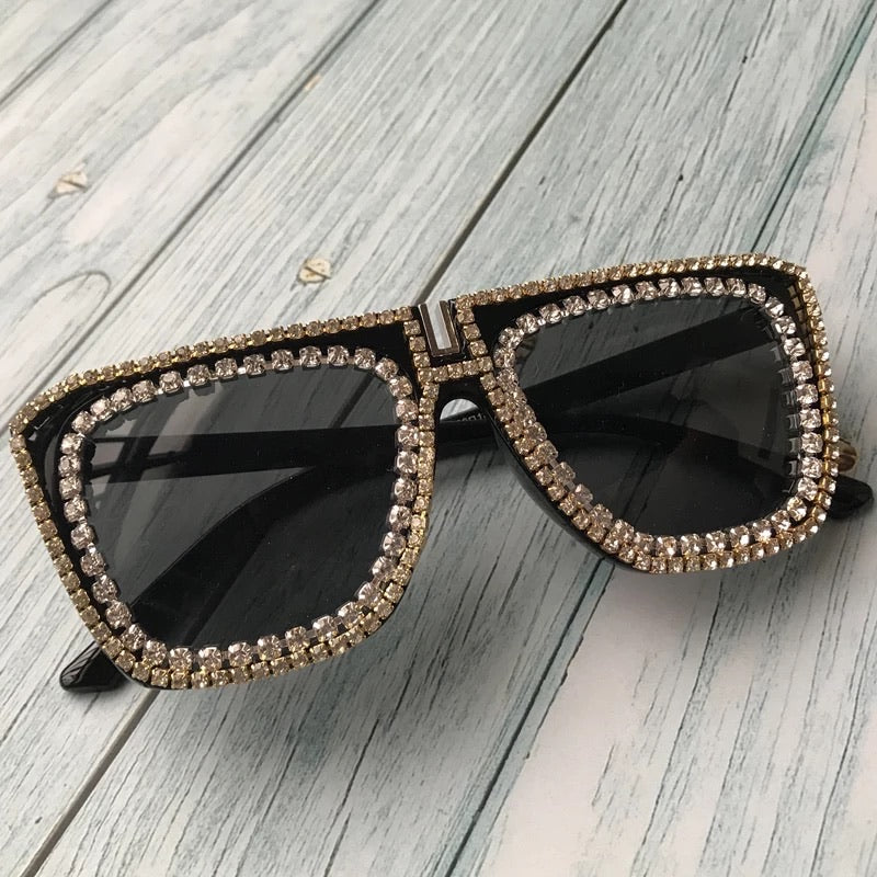 Way too glam frames