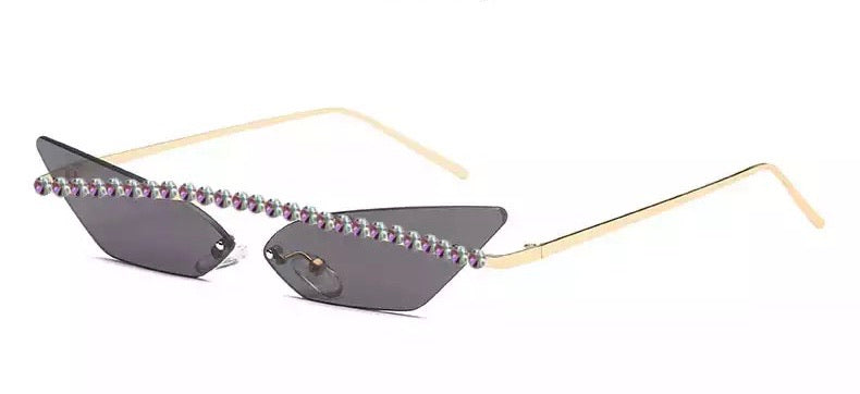 Lady Rimless Frames
