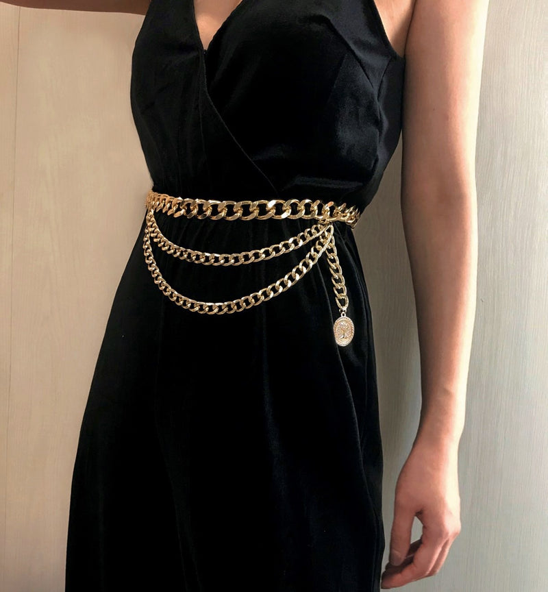 All about me chain belt