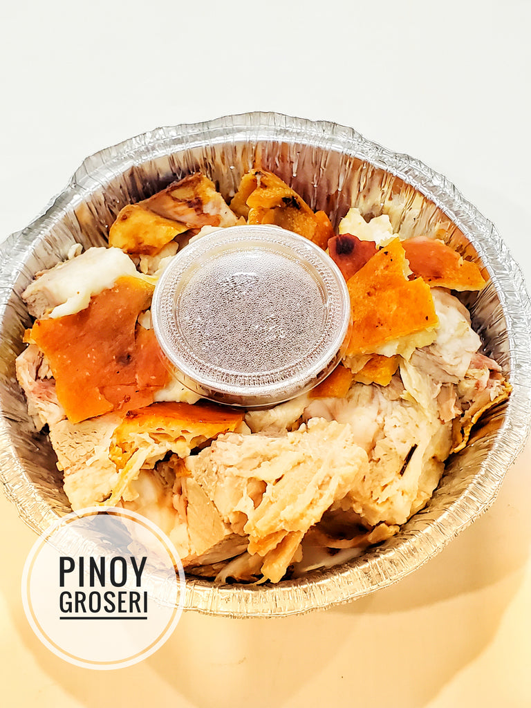 KNI - Roasted Lechon Belly (1lb)