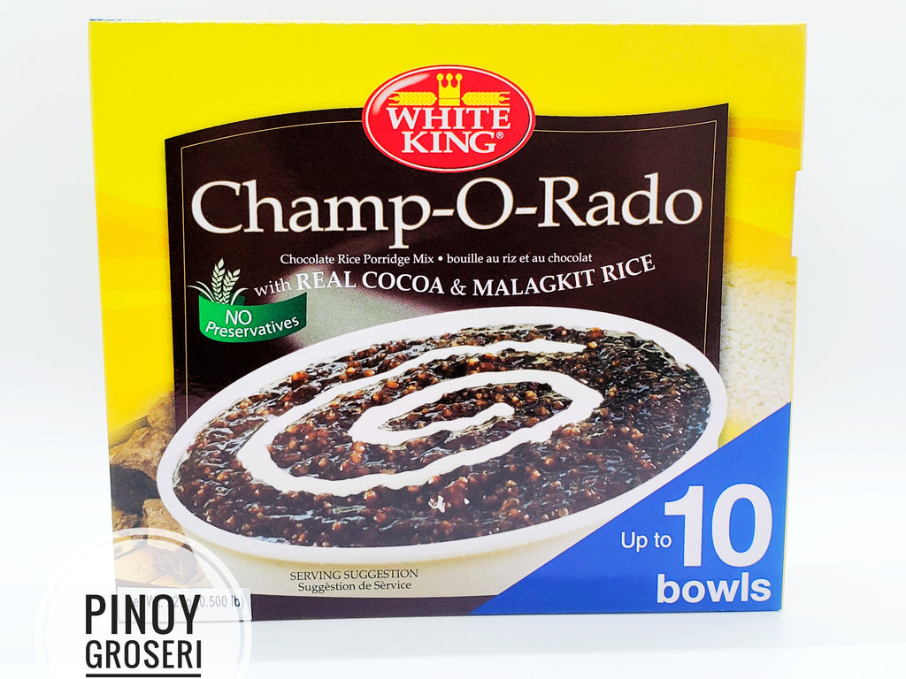 White King Champ-O-Rado 10-bowls 227g (BIG)