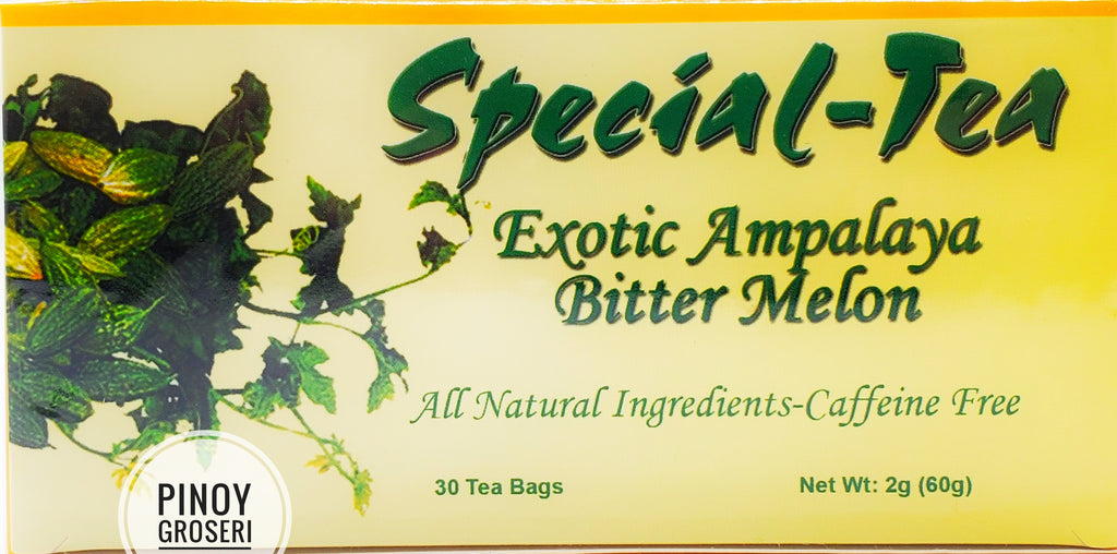 Special Tea Exotic Ampalaya Bitter Melon Tea 60g