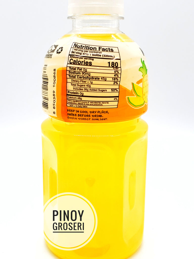 Mogu Mogu Pineapple with Nata De Coco 10.82fl.oz (320ml)