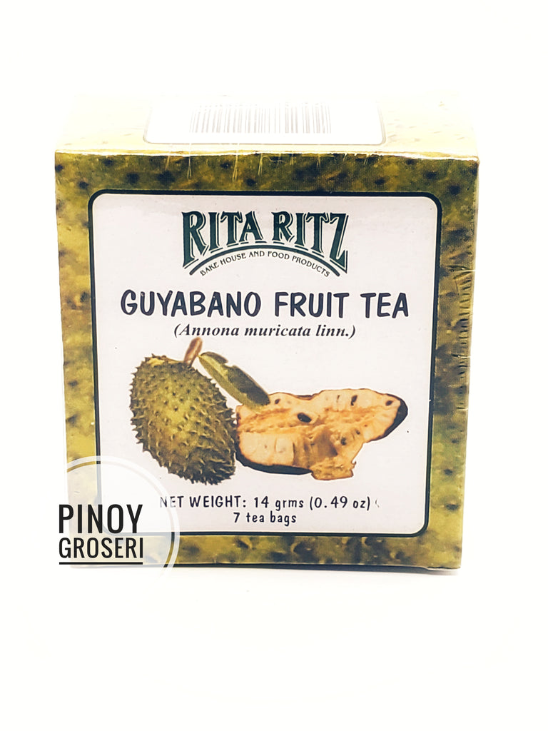 Rita Ritz GUYABANO Tea 0.5oz (14g)