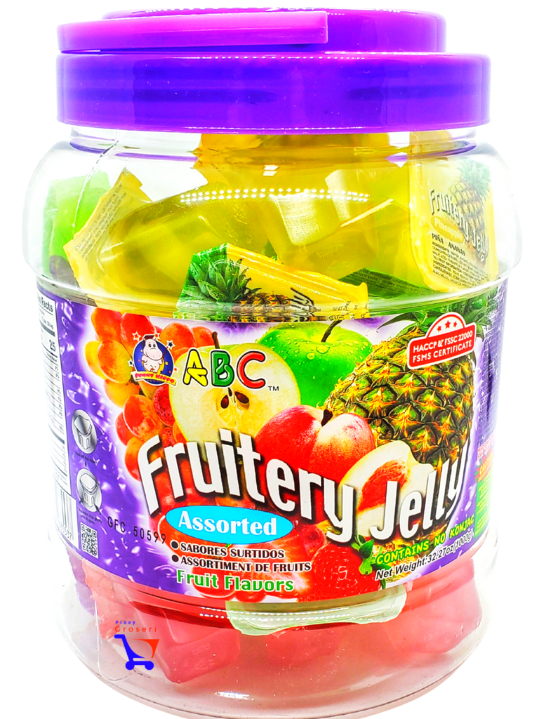 ABC Fruitery Assorted Jelly 35.27 oz (1000g)