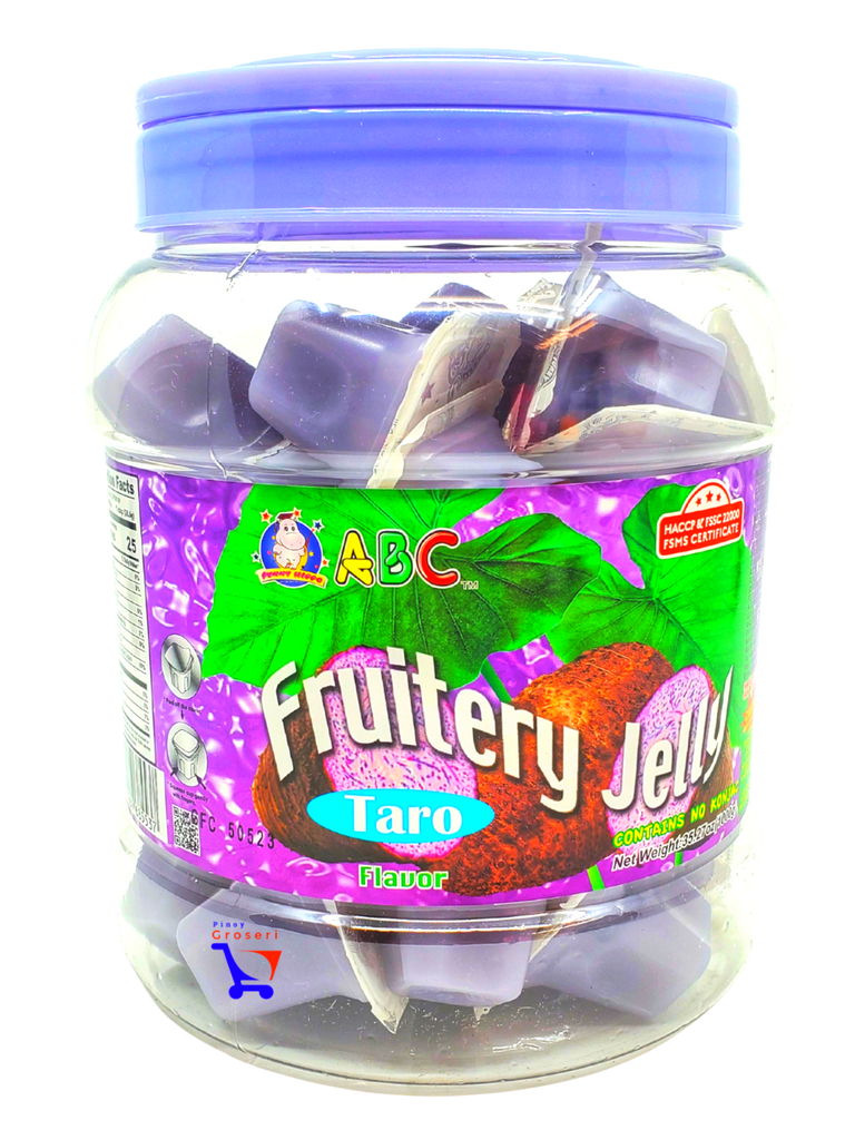 ABC Fruitery TARO  Jelly 35.27 oz (1000g)