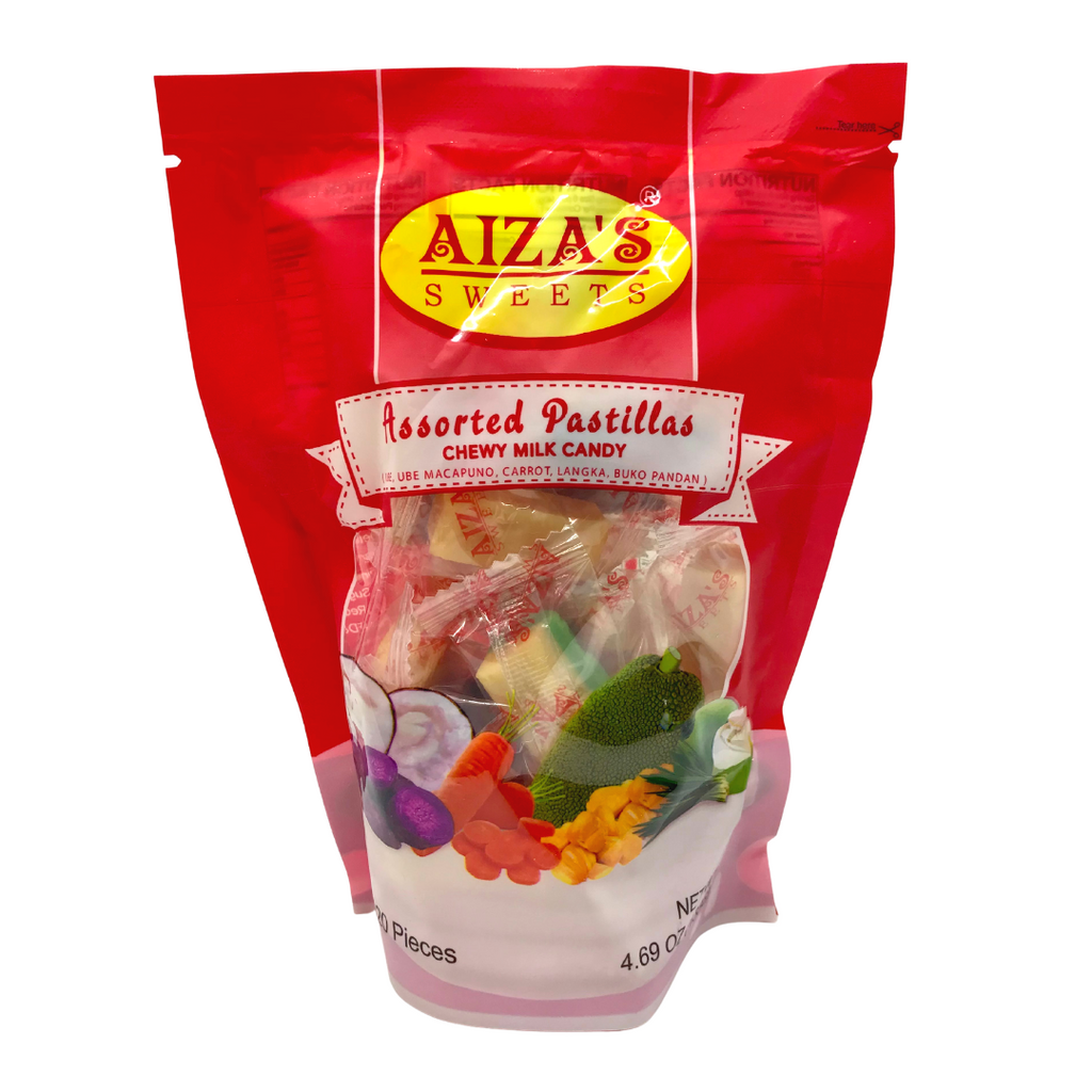 Aiza's Assorted Pastillas 4.69oz (133g)