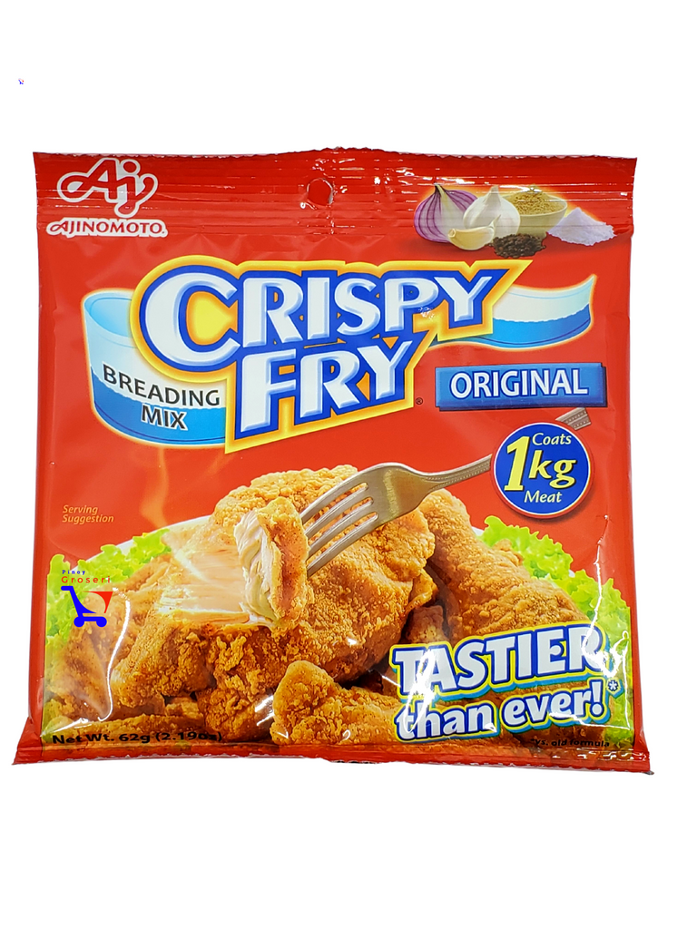 Ajinomoto Crispy Fry Breading Mix ORIGINAL 2.19oz (62g)