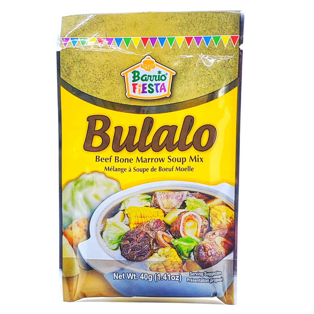 Barrio Fiesta Bulalo (Beef Bone Marrow Soup Mix) 40g