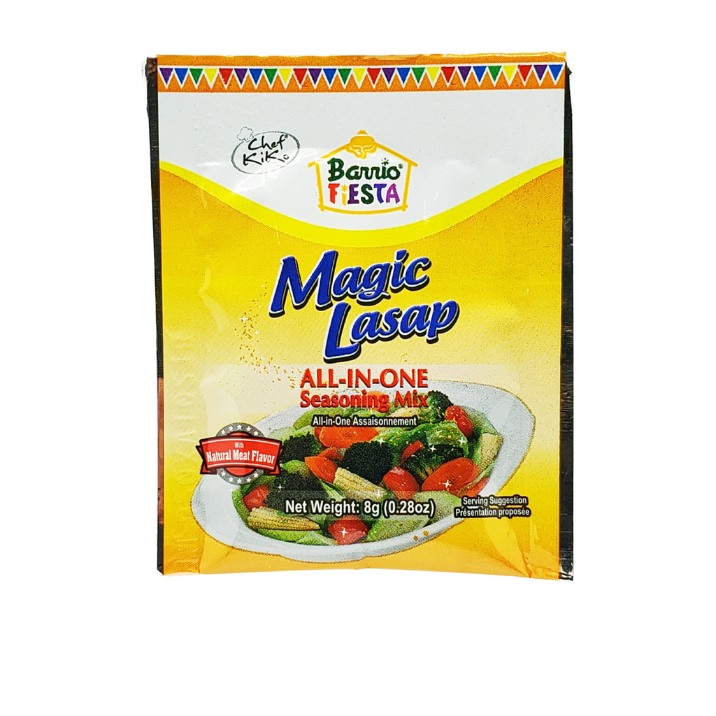 Barrio Fiesta Magic Lasap All in One seasoning mix 8g (0.28oz)