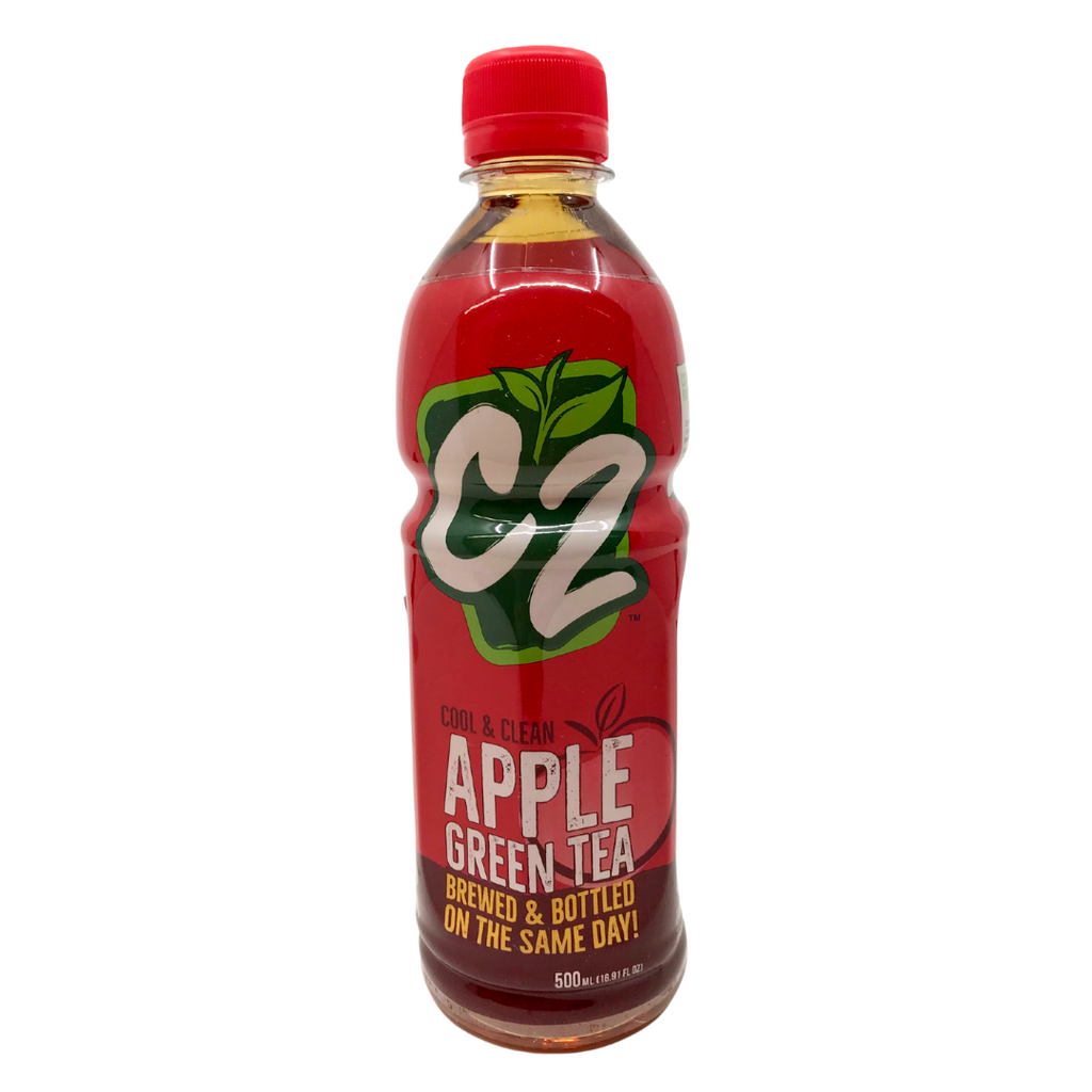 C2 Apple Green Tea 16.91fl.oz (500ml)