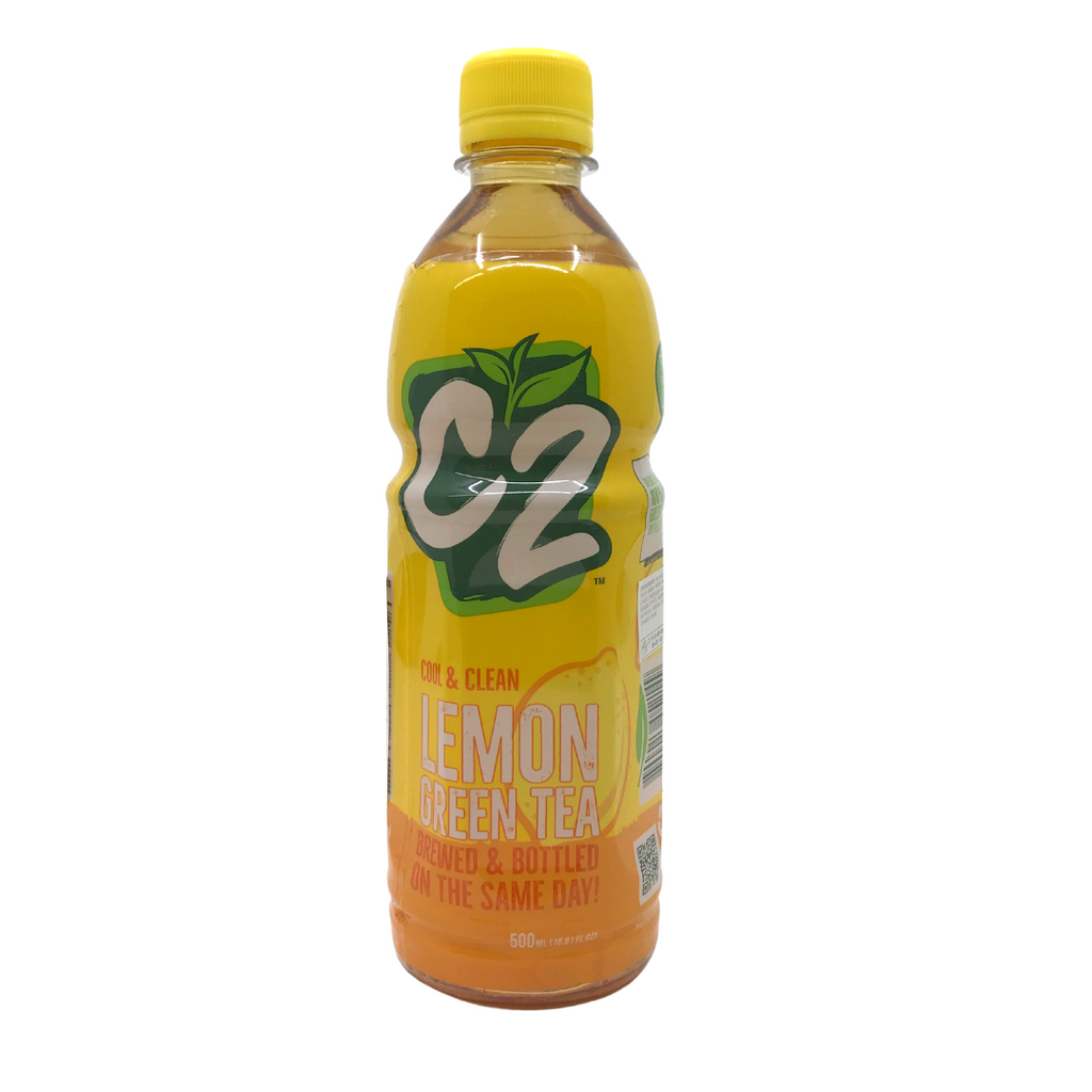 C2 Lemon Green Tea 16.91fl.oz (500ml)