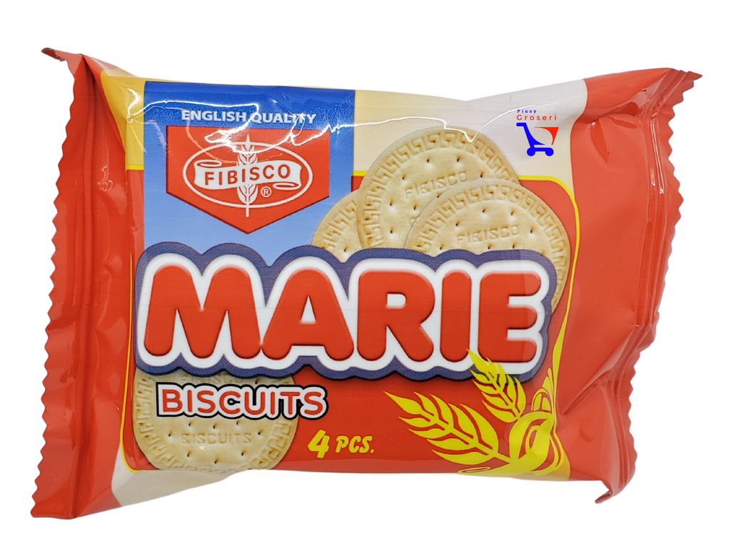 Fibisco Marie Biscuit 10 Packets x 25g