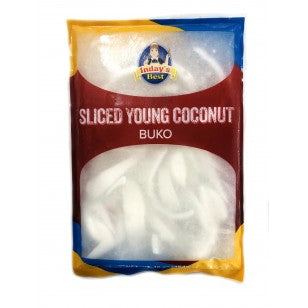 Inday's Best Shredded Young Coconut (Buko) 16oz (454g)