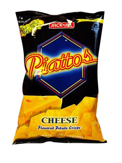 Jack and Jill Piattos Cheese PARTY PACK(BIG) 212g