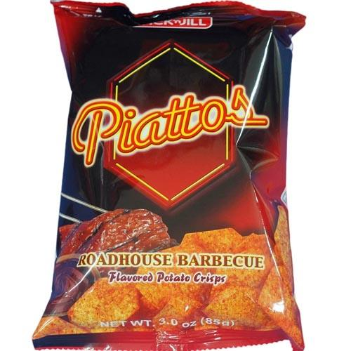 Jack and Jill Piattos Roadhouse Barbeque 3oz (85g)