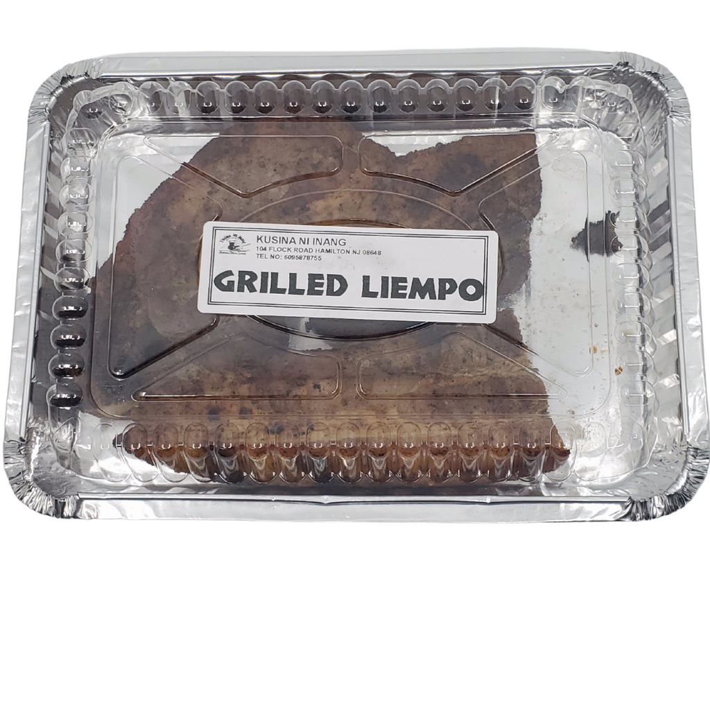 KNI - Grilled Pork Liempo (2pc/pack)