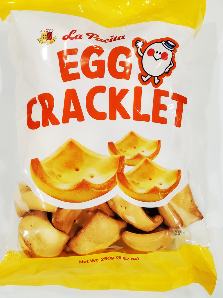 La Pacita Egg Cracklet (BIG) 8.82oz (250g)