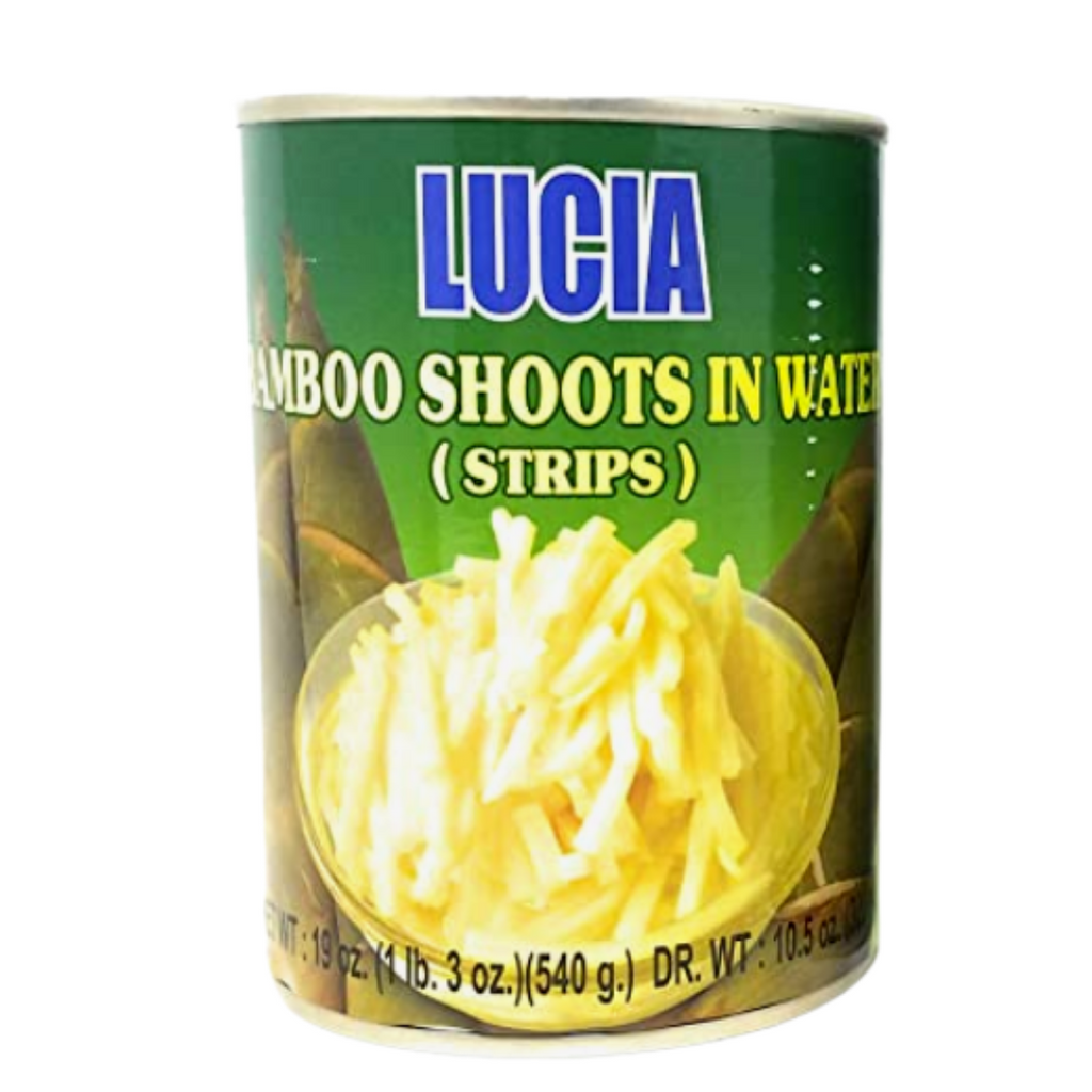 Lucia Bamboo Shoots in Water (Strips) 19oz