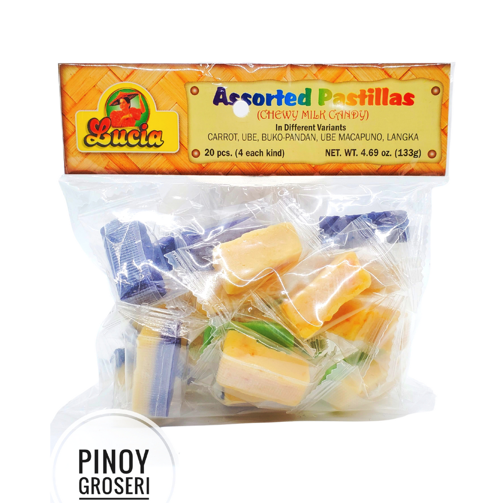 Lucia Pastillas (Assorted) 4.69oz (20pcs)