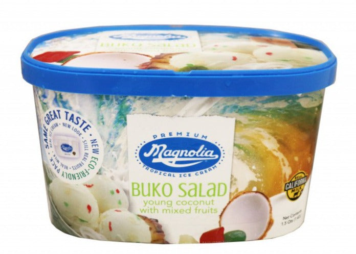 ** Store Pick-Up/Local Delivery Only** Magnolia Ice Cream Buko Salad 1.5QTS