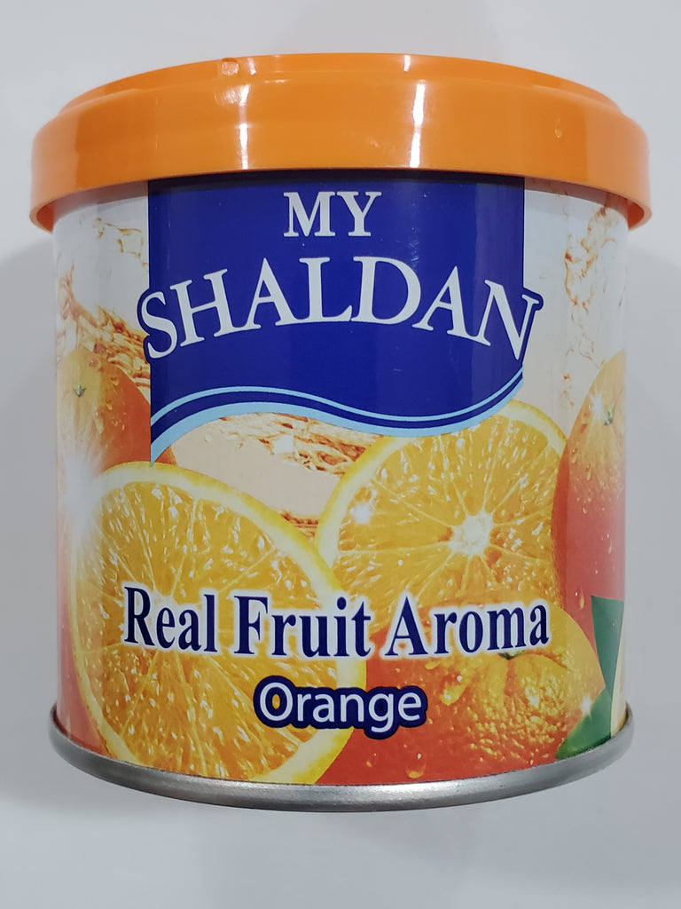 My Shaldan Real Fruit Aroma (Orange) 2.8oz (80g)