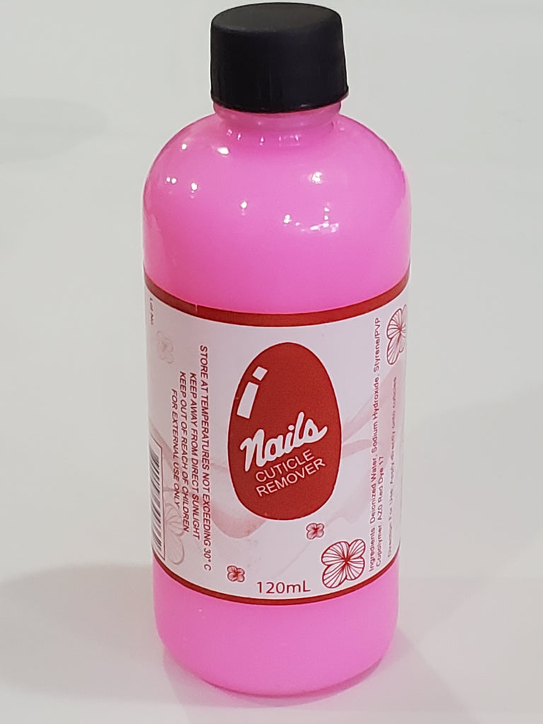 Nails Cuticle Remover 120ml