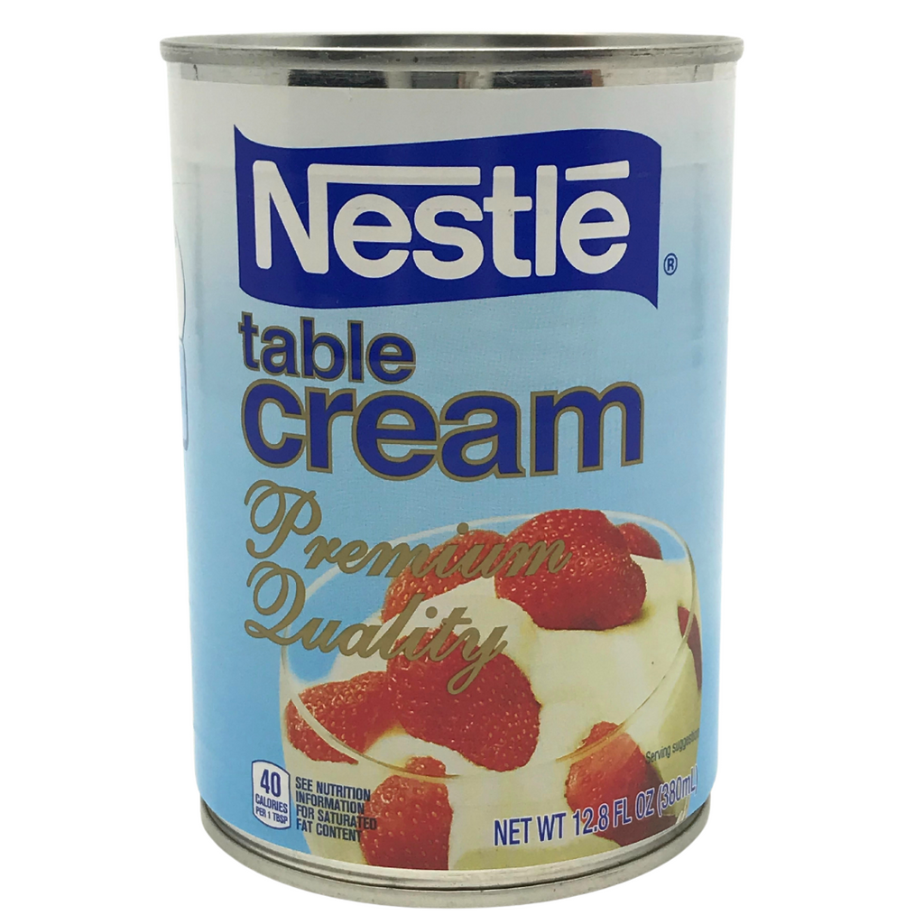 Nestle Table Cream Premium BIG 12.8fl.oz (380ml)