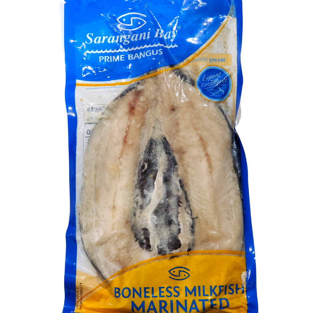 Sarangani Bay Boneless Milkfish (Marinated) Whole