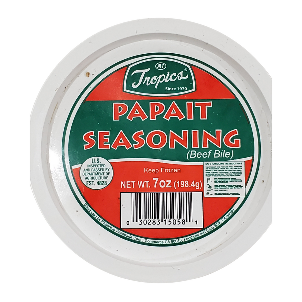 Tropics Papait Seasoning (Beef Bile) 7oz (198.4g)
