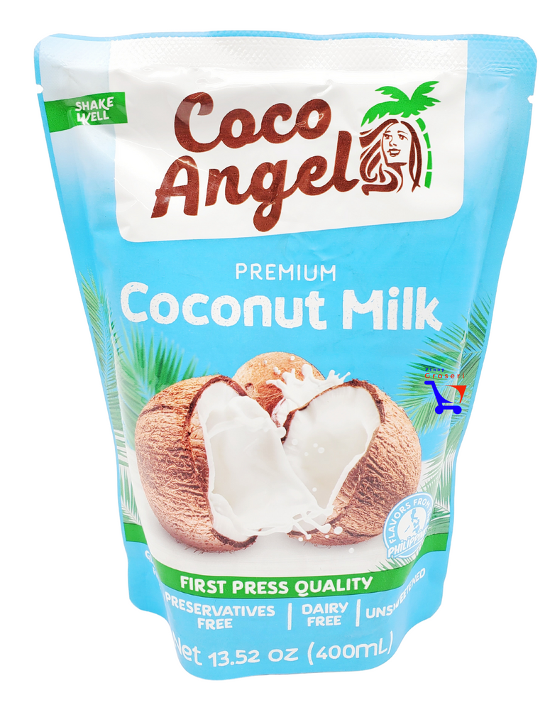 Coco Angel Coconut Milk 13.52oz (400ml)