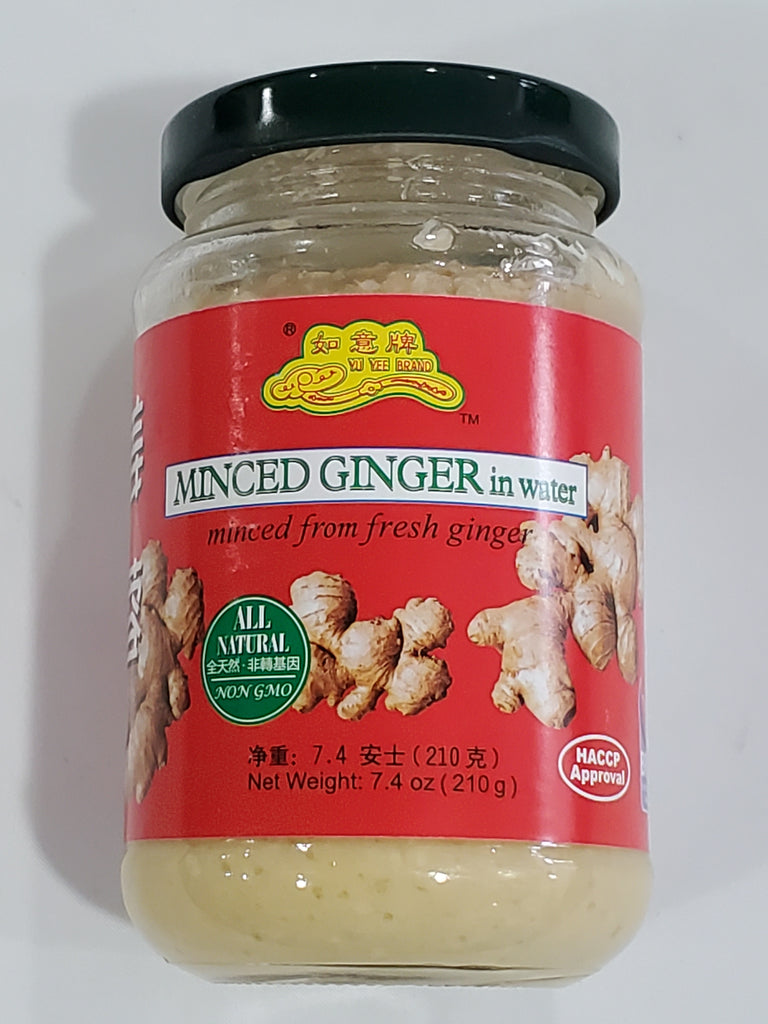 Yuyee Minced Ginger 7.4oz