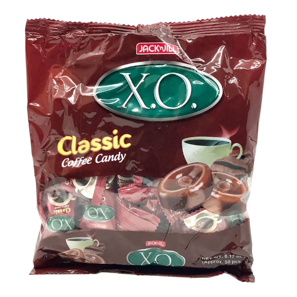 Jack and Jill X.O Classic Coffee Candy 6.17oz (175g)