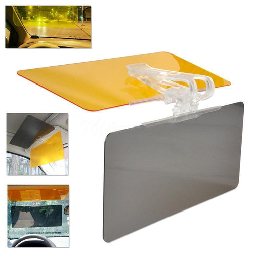 Mercebull Anti-Glare HD Car Sun Vision Visor Eyes Protector - Mercebull Fitness & Sports