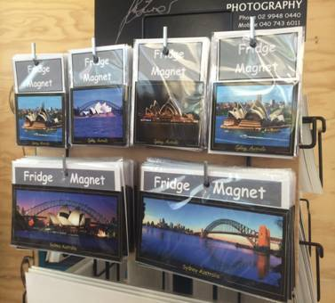 Photo Magnet Large