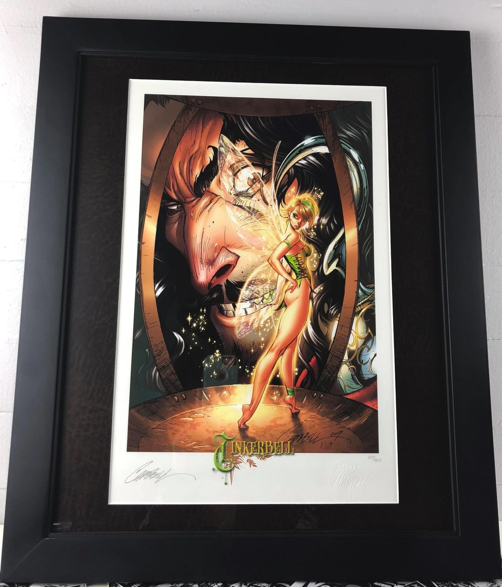 TinkerBell Print First Edition