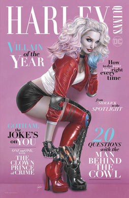 Harley Quinn's: Year of the Villain #1 Sanders